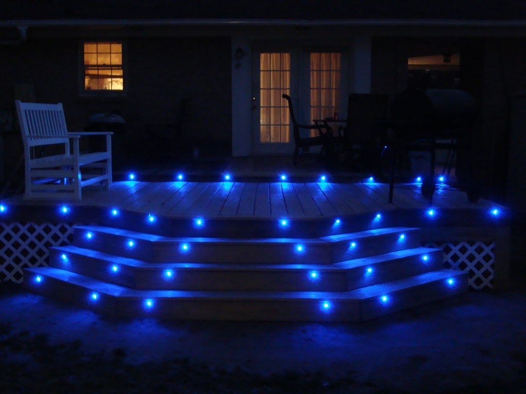 Newest Led Outdoor Lights Deck — All Home Decor : Led Outdoor Lights With Regard To Outdoor Lanterns For Deck (Gallery 20 of 20)