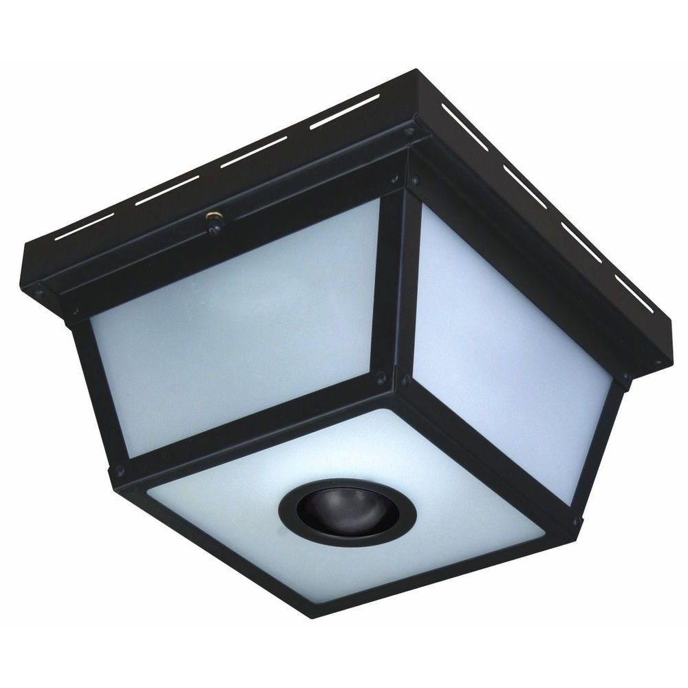 Newest Motion Sensor Outdoor Ceiling Light – Tariqalhanaee With Outdoor Ceiling Fans With Motion Light (Gallery 9 of 20)