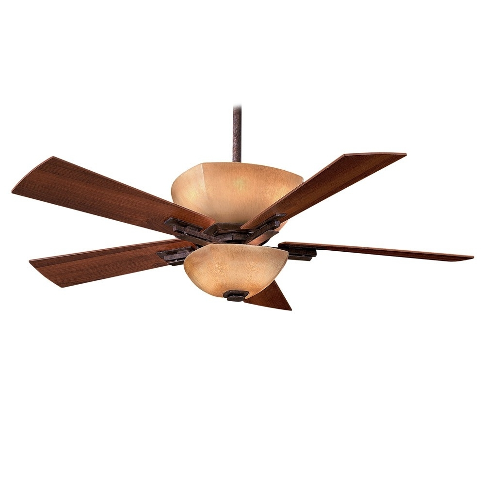 Newest Outdoor Ceiling Fans With Uplights Intended For Lineage Ceiling Fanminka Aire F812 Io (View 15 of 20)