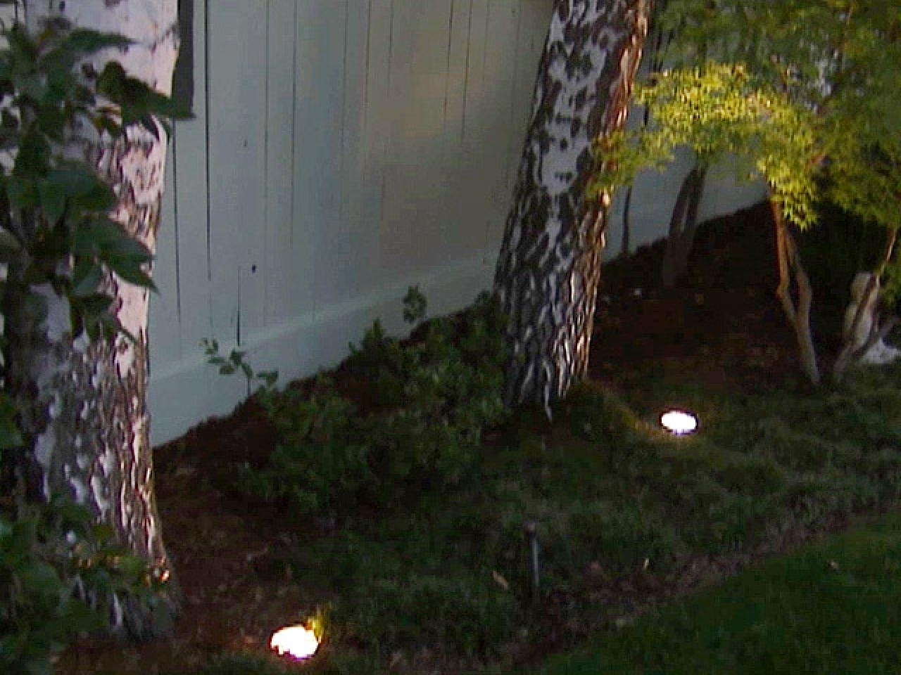 Newest Outdoor House Spotlights Hanging Tree Lanterns Uplighting Fixtures Within Outdoor Ground Lanterns (View 5 of 20)