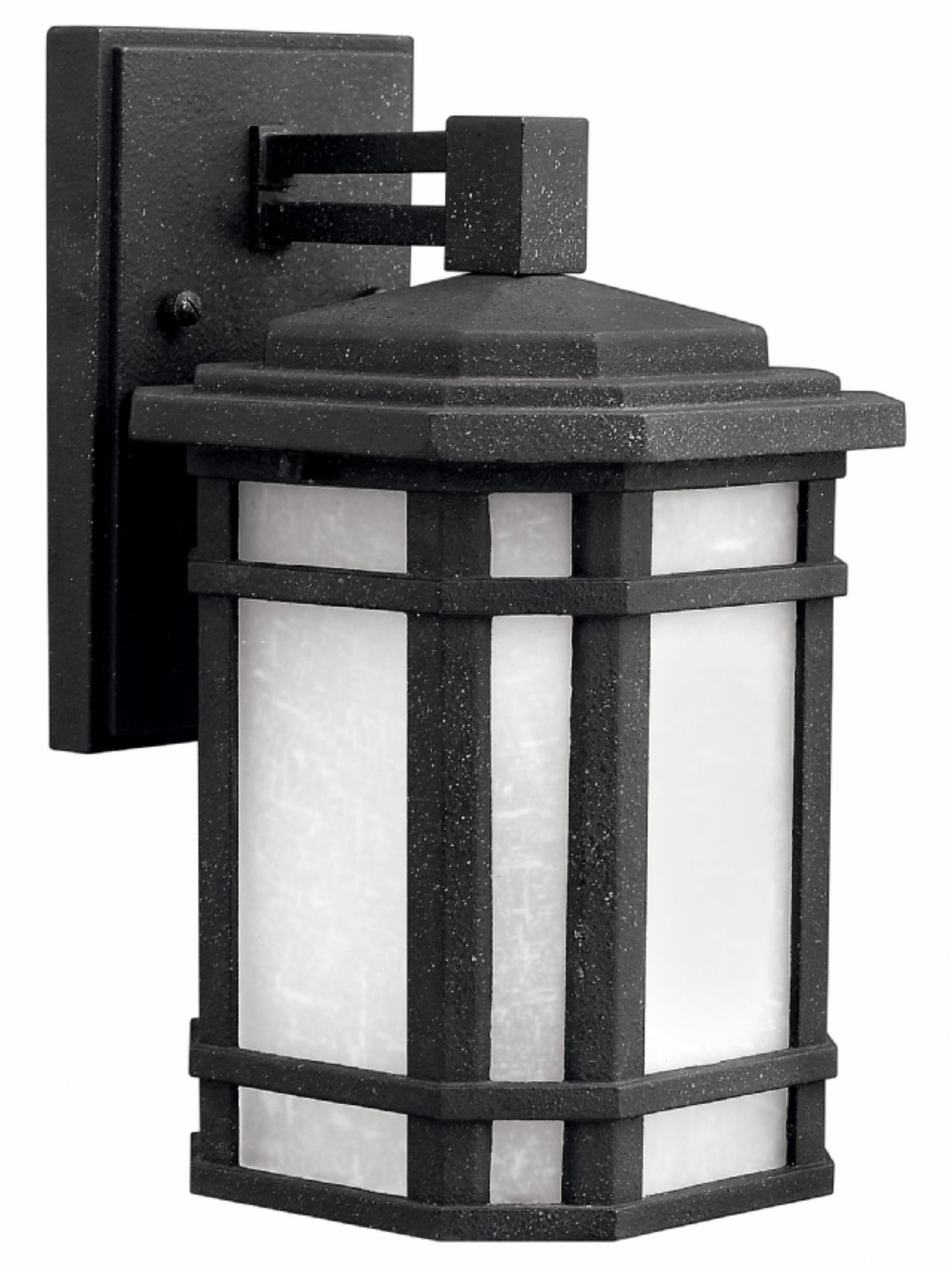 Newest Outdoor Lighting Japanese Lanterns With Vintage Black Cherry Creek > Exterior Wall Mount (Gallery 13 of 20)