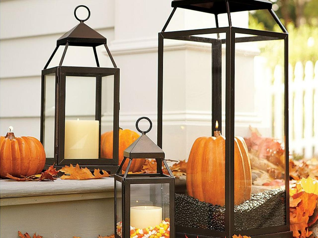Newest Outdoor Oversized Lanterns Intended For Fresh Big Outdoor Candle Lanterns #11356 (Gallery 8 of 20)