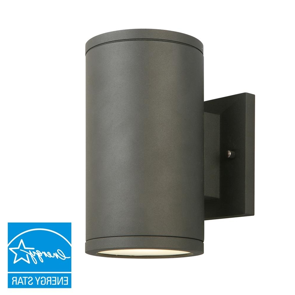Newest Outdoor Weather Resistant Lanterns For Weather Resistant Outdoor Wall Mounted Lighting Black Home (View 7 of 20)