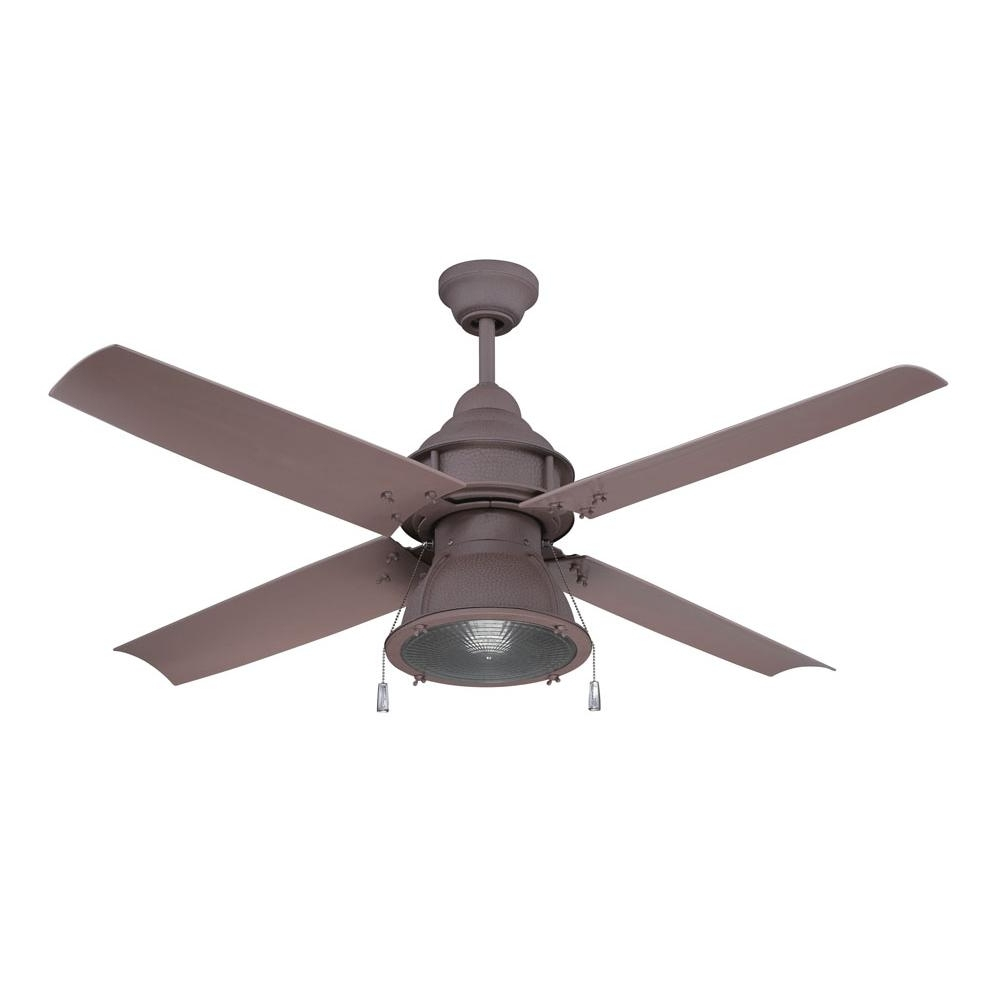 Newest Rustic Outdoor Ceiling Fans With Lights For Ceiling: Awesome Rustic Outdoor Ceiling Fans Rustic Ceiling Fans (Gallery 10 of 20)