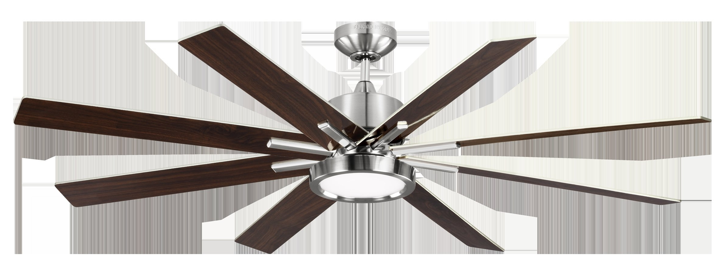"Newest Wade Logan 60"" Woodlynne 8 Blade Outdoor Ceiling Fan With Remote Inside Outdoor Ceiling Fans (View 13 of 20)"