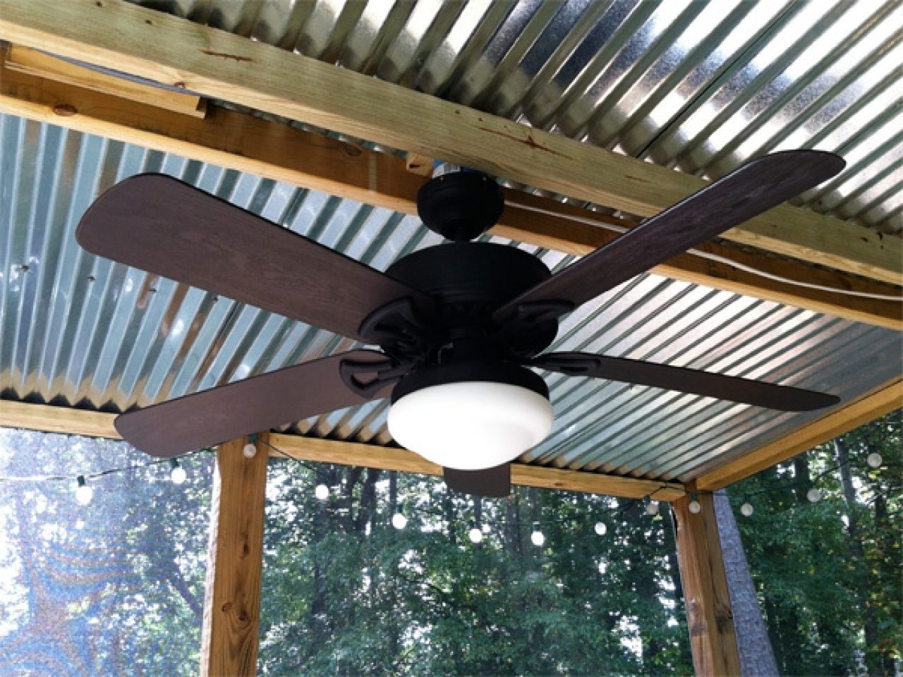 Nice Outdoor Patio Ceiling Fans Patio Ceiling Fans With Lights With Recent Outdoor Ceiling Fan Under Deck (View 9 of 20)