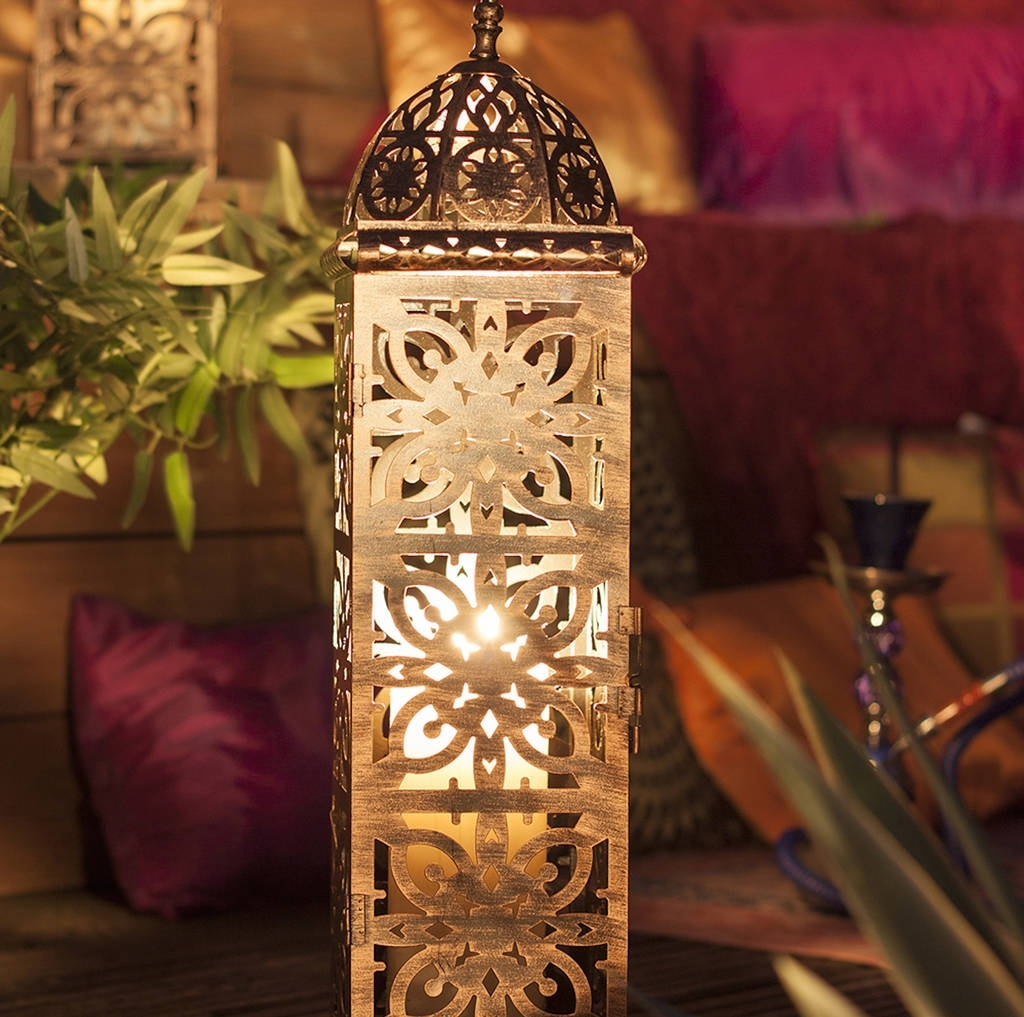 Notonthehighstreet For Widely Used Outdoor Turkish Lanterns (View 13 of 20)