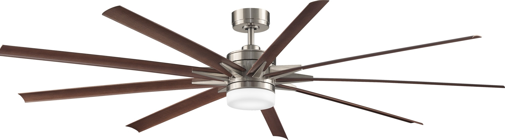 "Odyn 84"" Large Ceiling Fanfanimation Pertaining To Latest High Volume Outdoor Ceiling Fans (View 14 of 20)"