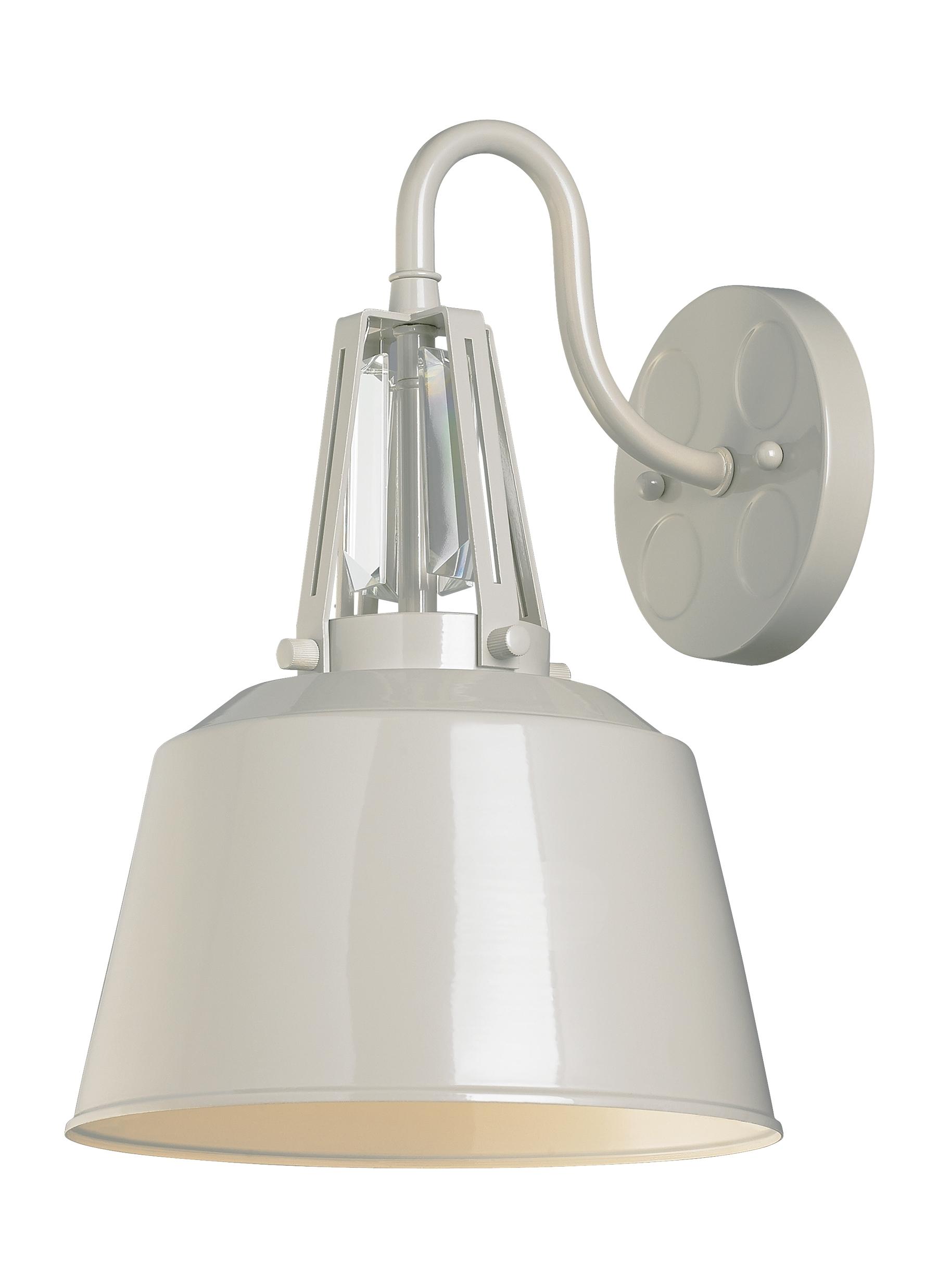 Ol15002Hgg,1 – Light Outdoor Lantern,hi Gloss Grey Within Most Recent Outdoor Grey Lanterns (Gallery 17 of 20)