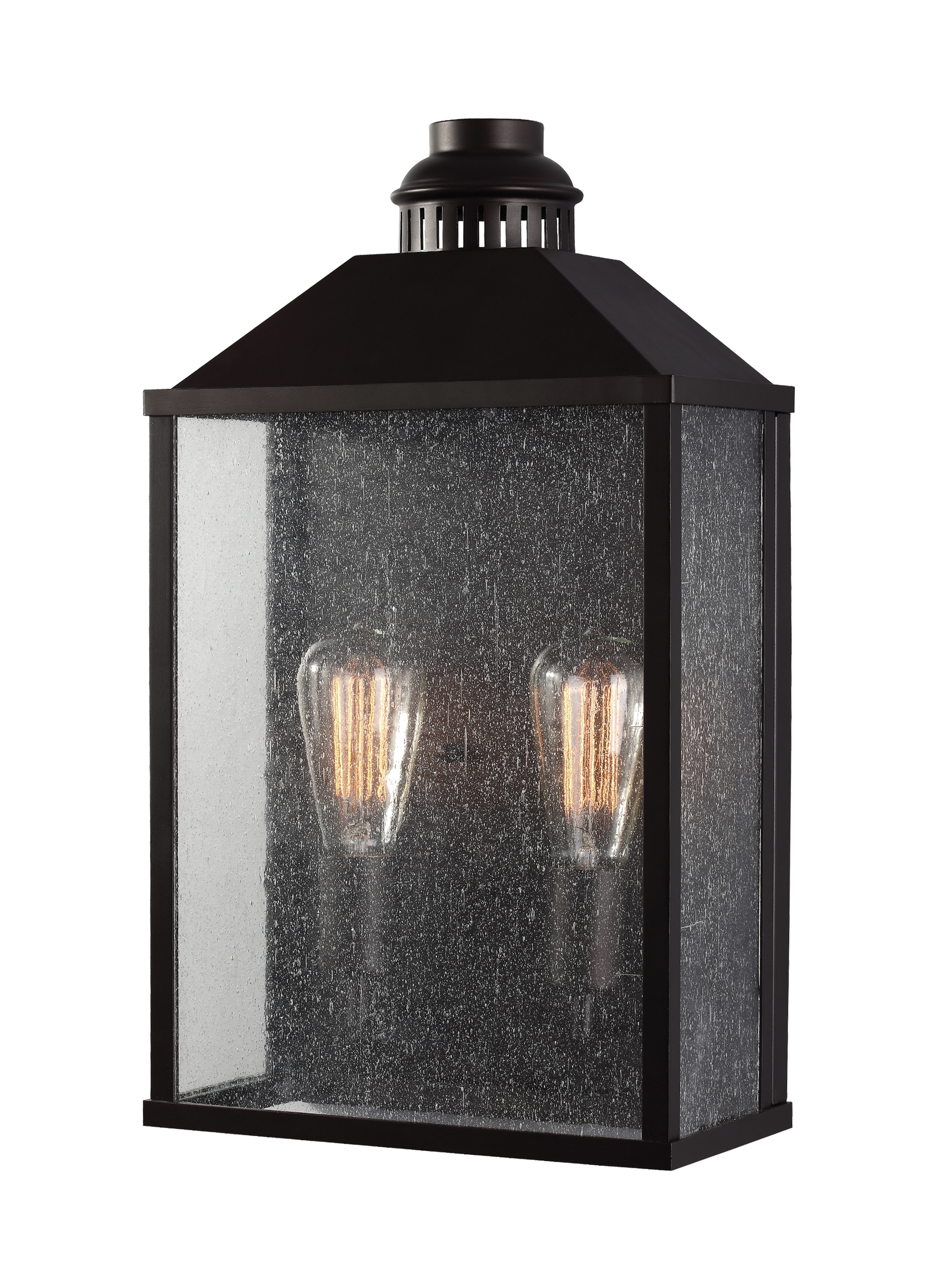 Ol18011Orb,2 – Light Outdoor Wall Sconce,oil Rubbed Bronze Regarding Most Current Outdoor Oil Lanterns For Patio (Gallery 5 of 20)