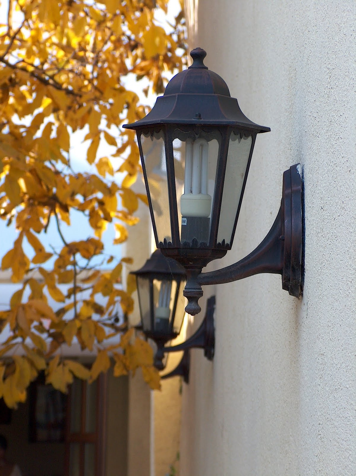Old Fashioned Lighting At Home: Antique Outdoor Lighting Fixtures In Newest Outdoor Lanterns For Porch (View 9 of 20)