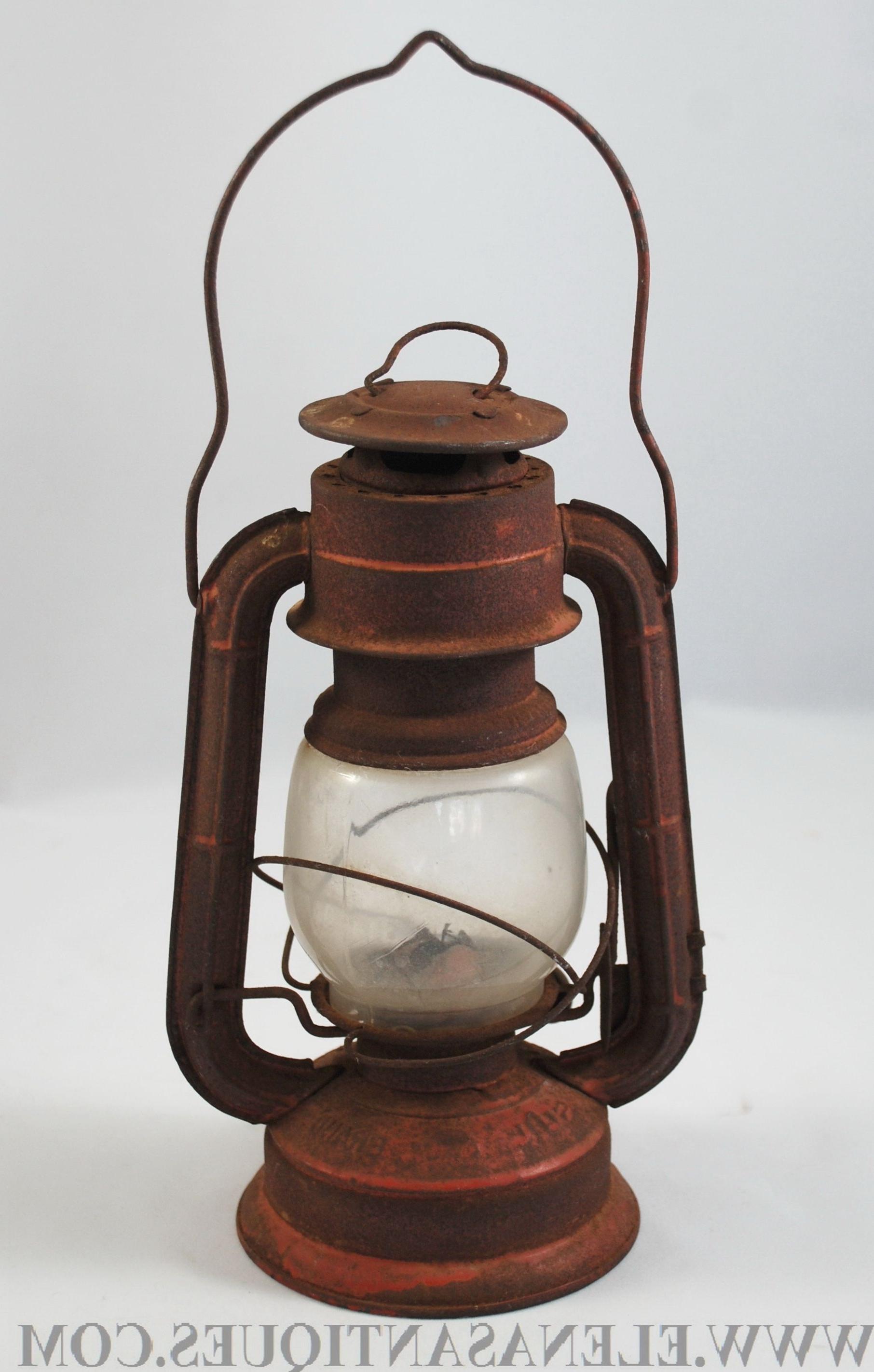 Old Kerosene Lanterns (View 5 of 20)