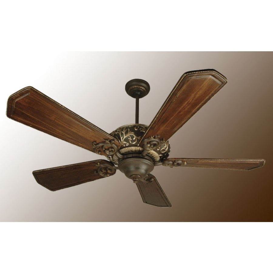 Ophelia Ceiling Fan, Craftmade Ceiling Fan Pertaining To Recent Craftmade Outdoor Ceiling Fans Craftmade (View 17 of 20)