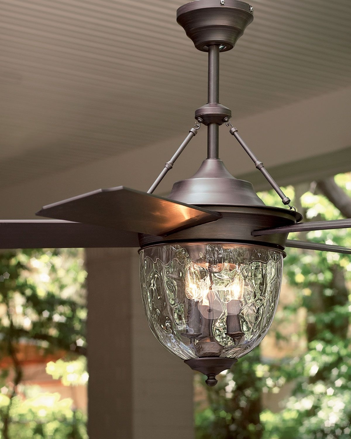 Outdoor Areas For Outdoor Ceiling Fans With Lantern (View 13 of 20)