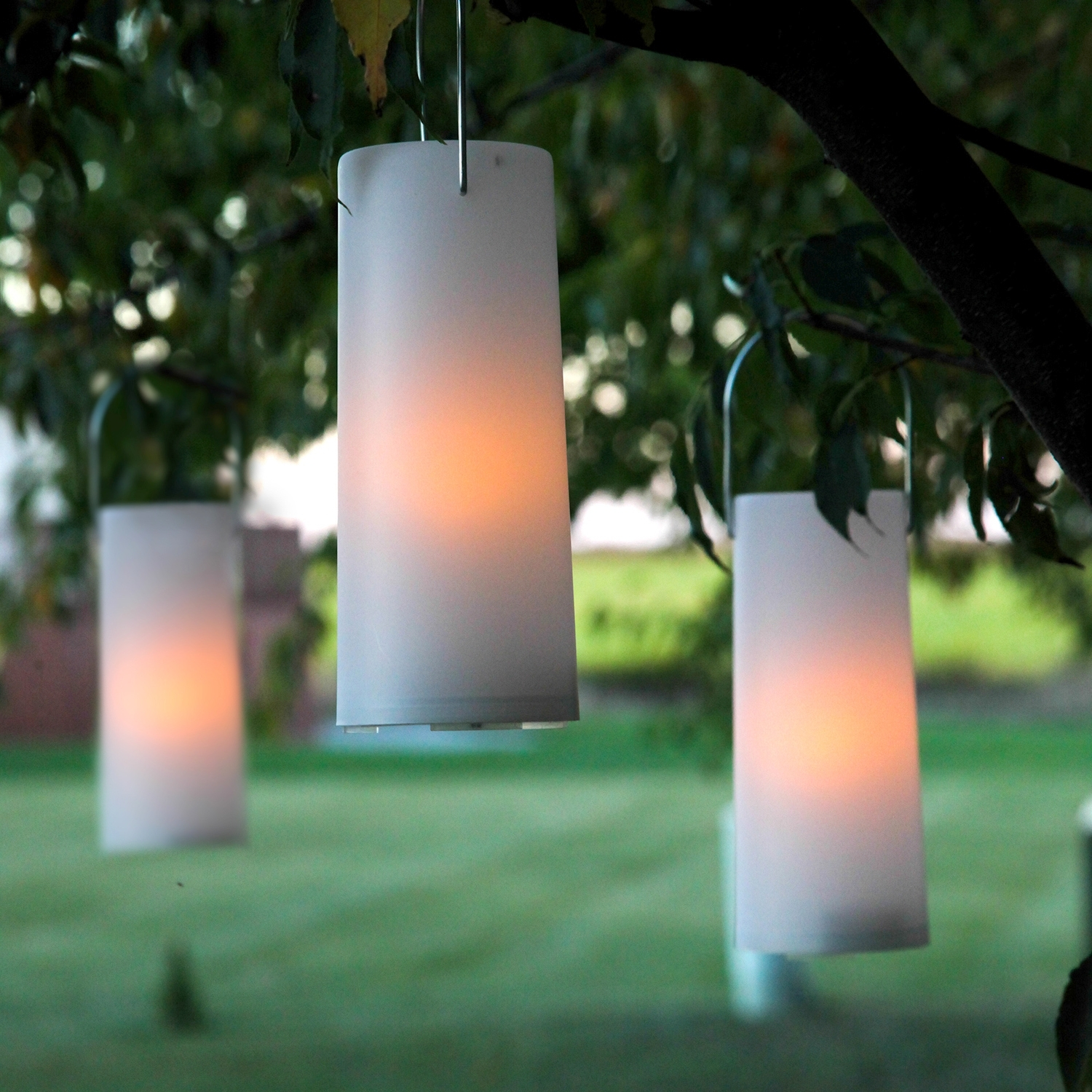 Outdoor Candle Lanterns #11331 For Well Known Outdoor Lanterns With Battery Operated (View 4 of 20)