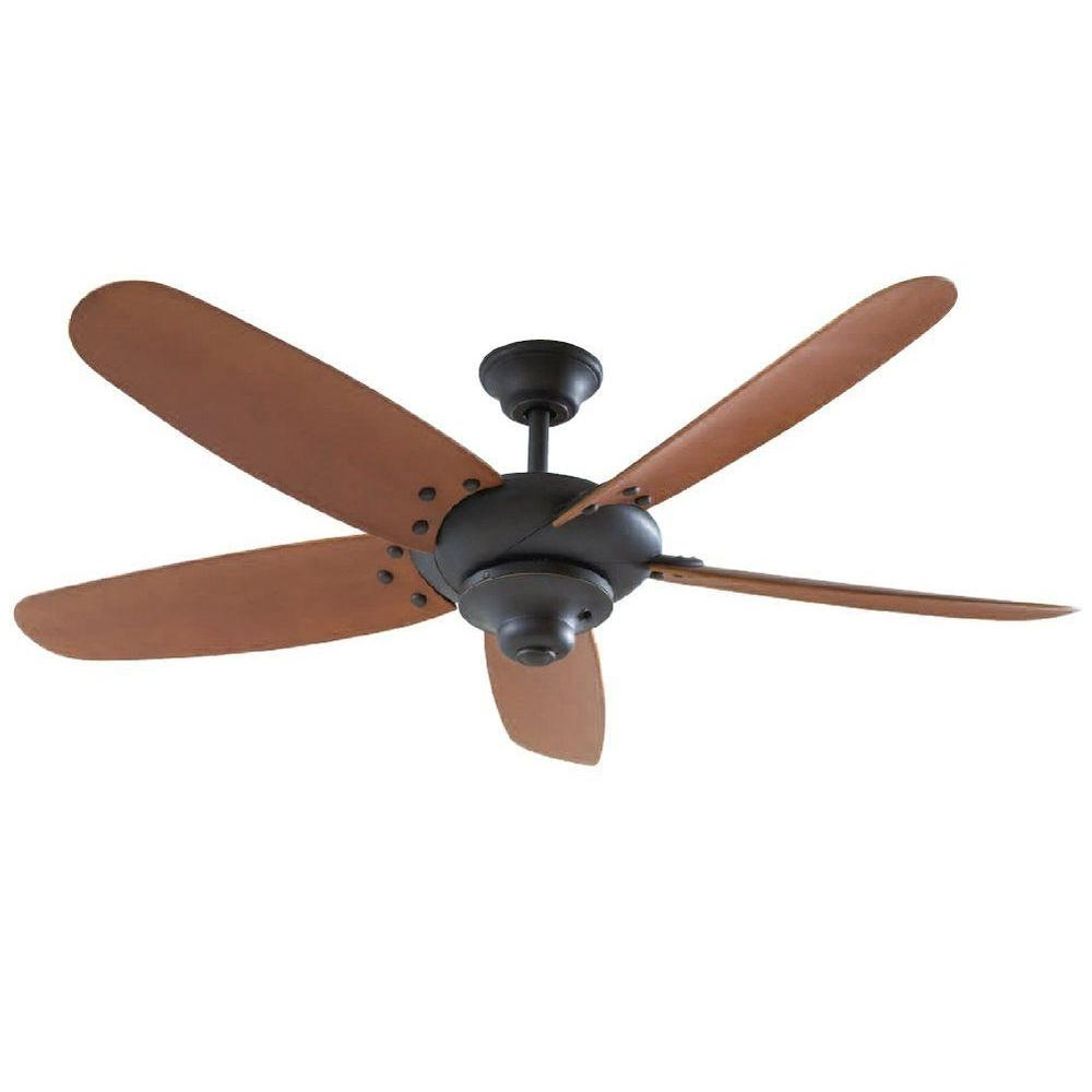 Outdoor Ceiling Fan No Electricity Within Well Known Home Decorators Collection Altura 60 In (View 6 of 20)