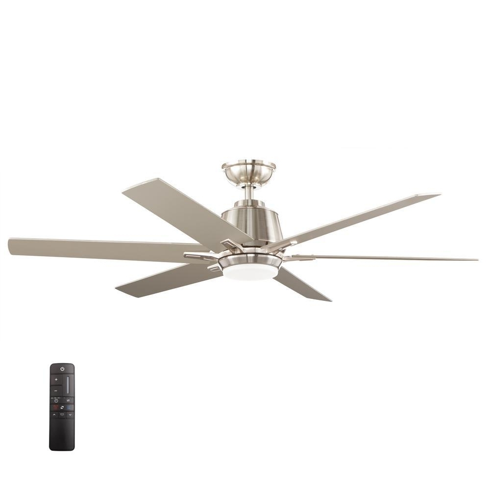 Outdoor Ceiling Fan With Brake Regarding Trendy Home Decorators Collection Kensgrove 72 In (View 14 of 20)