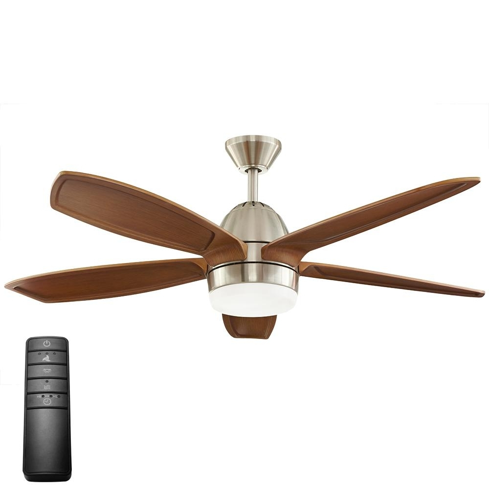 Outdoor Ceiling Fan With Brake Within Favorite Home Decorators Collection Brette 23 In (View 17 of 20)