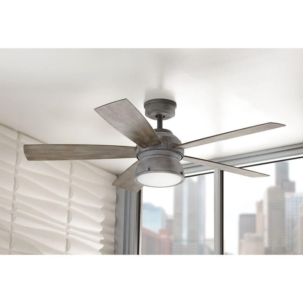 Outdoor Ceiling Fans At Amazon Throughout Famous Home Decorators Collection 52 In (View 14 of 21)