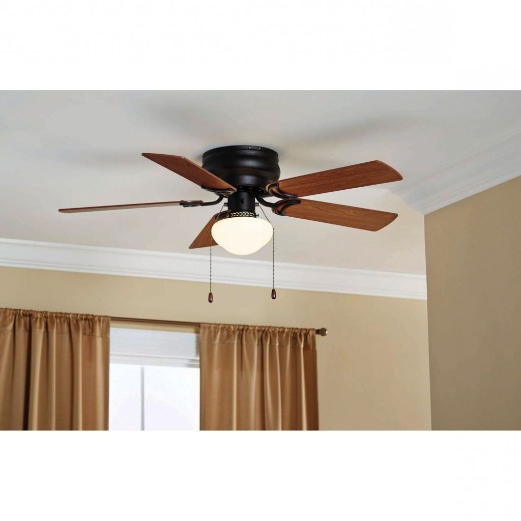 Outdoor Ceiling Fans At Walmart For Famous Interior Design: Walmart Ceiling Fans Beautiful 52 Honeywell Blufton (View 17 of 20)