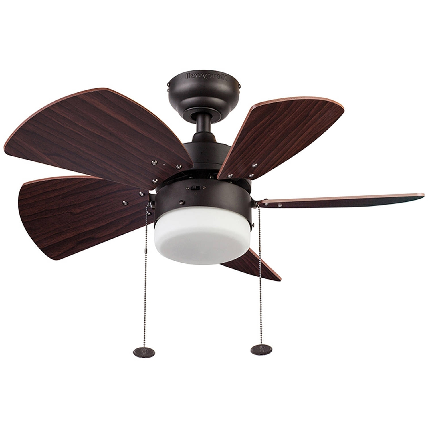 Outdoor Ceiling Fans At Walmart Pertaining To Recent 30Quot; Honeywell Lenox Ceiling Fan, Bronze Walmartcom, Ceiling Fans (View 13 of 20)