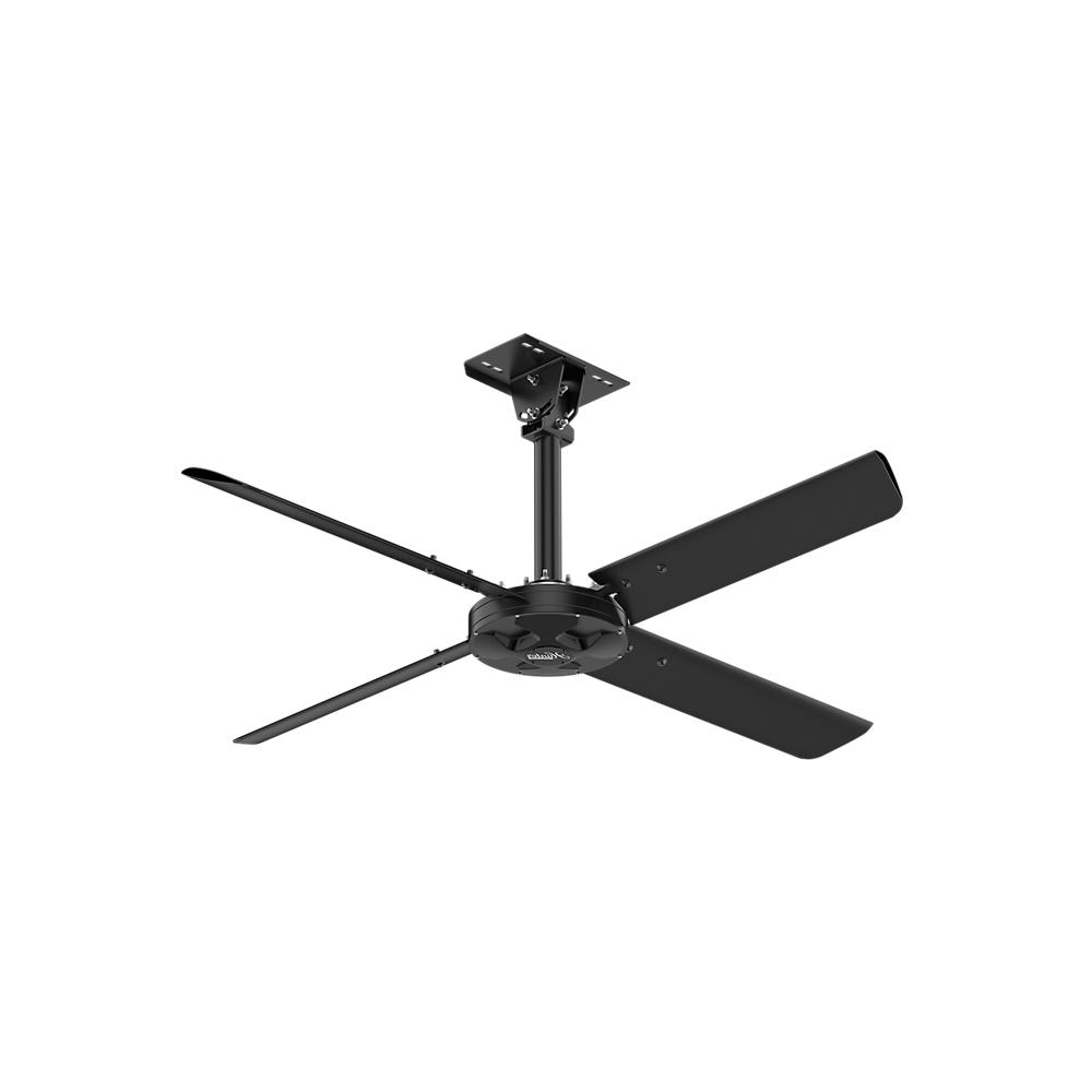 Outdoor Ceiling Fans For 7 Foot Ceilings With Most Current Hunter Industrial Xp 7 Ft (View 15 of 20)