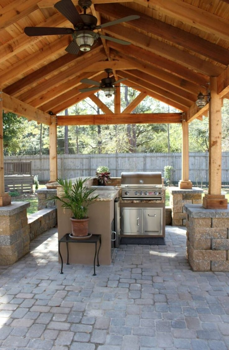 Outdoor Ceiling Fans For A Stylish Veranda Or Porch Inside Most Up To Date Outdoor Ceiling Fans For Porches (View 8 of 20)