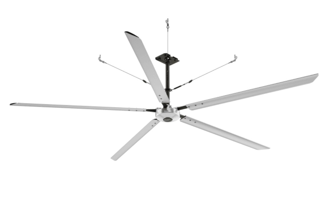 Outdoor Ceiling Fans For Barns Inside Newest Stylish Ceiling Fans • Robyn's Southern Nest (View 20 of 20)