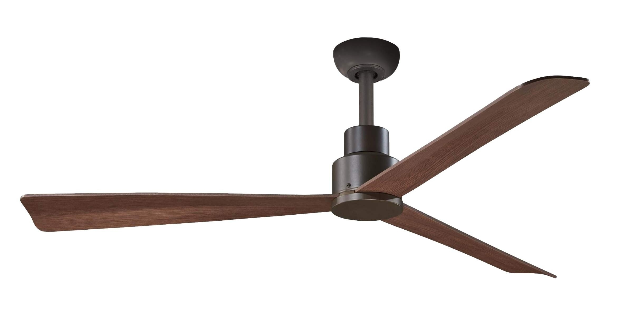 Outdoor Ceiling Fans For Canopy In Most Recent Minka Aire Simple Ceiling Fan Model F787 Orb In Oil Rubbed Bronze (View 7 of 20)