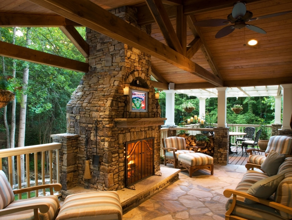Outdoor Ceiling Fans For Decks Intended For Newest Outdoor Fans For Decks – Photos House Interior And Fan (View 3 of 20)