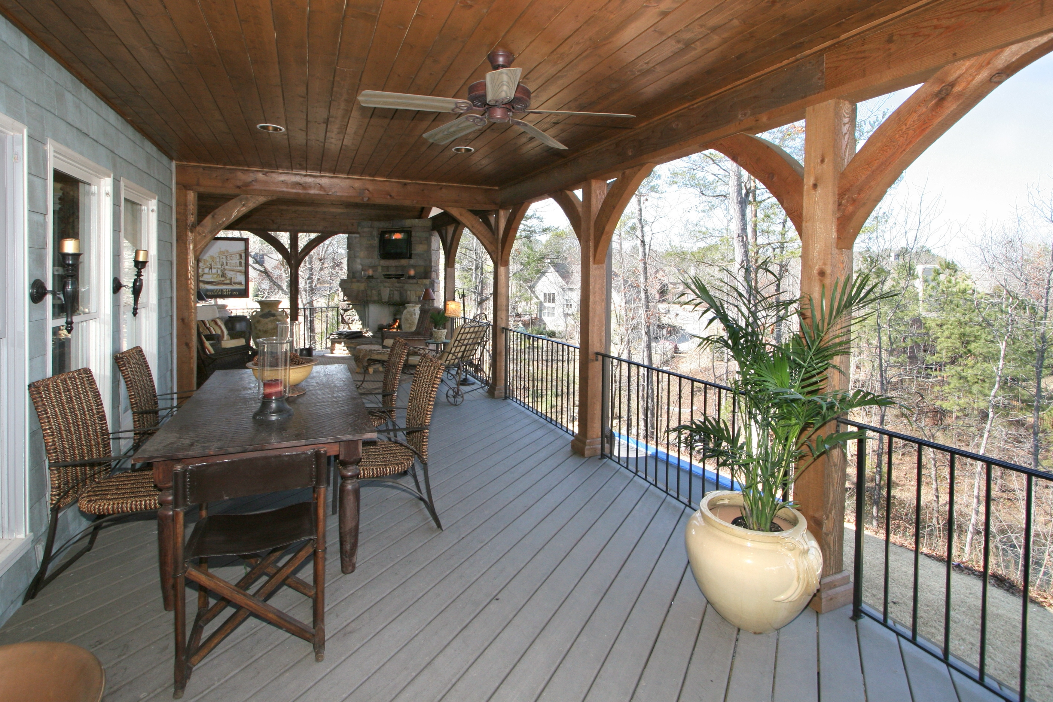 Outdoor Ceiling Fans For Decks Throughout Most Up To Date Outdoor Living St (View 11 of 20)