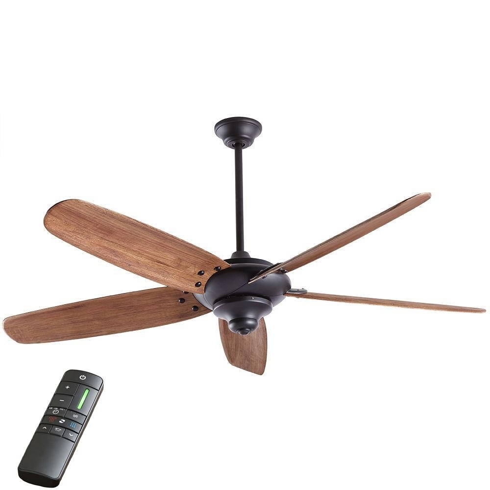 Outdoor Ceiling Fans Under $75 Regarding Current Home Decorators Collection Altura Dc 68 In (View 15 of 20)