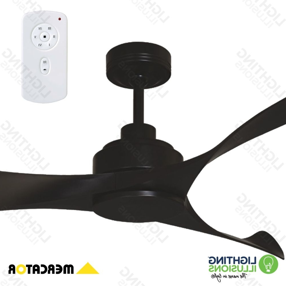 Outdoor Ceiling Fans With Dimmable Light Regarding Favorite Dc Ceiling Fans – Ceiling Fans – Lighting Illusions Online (View 16 of 20)