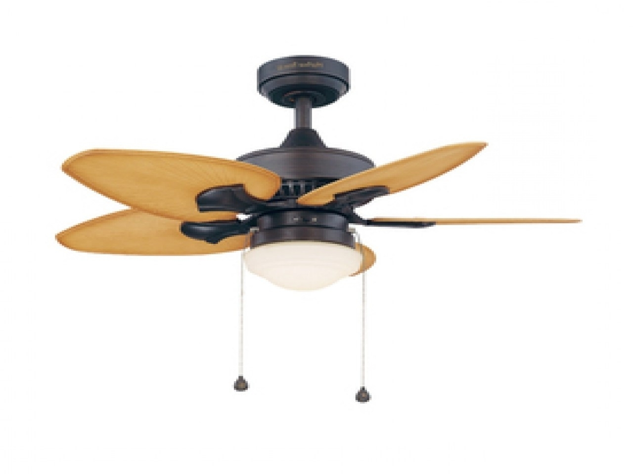 Outdoor Ceiling Fans With Hook With Regard To Preferred Pretentious Size Tropical Ceiling Fans Harbor Breeze Outdoor Ceiling (View 11 of 20)
