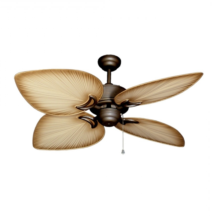 Outdoor Ceiling Fans With Leaf Blades Throughout Popular Bombay Ceiling Fan, Outdoor Tropical Ceiling Fan (View 14 of 20)