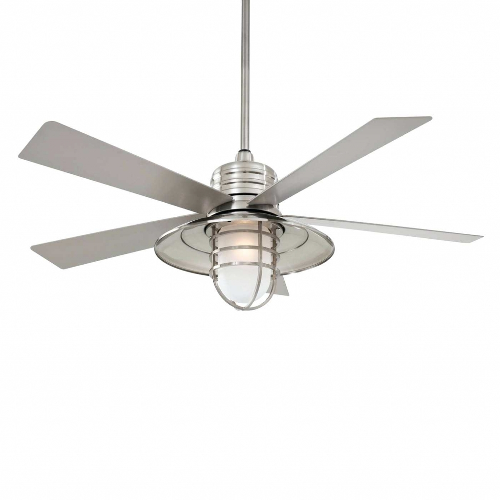 Outdoor Ceiling Fans With Light And Remote Inside Well Known Electronics: Outdoor Ceiling Fan With Lights Elegant Odd Awesome (View 16 of 20)