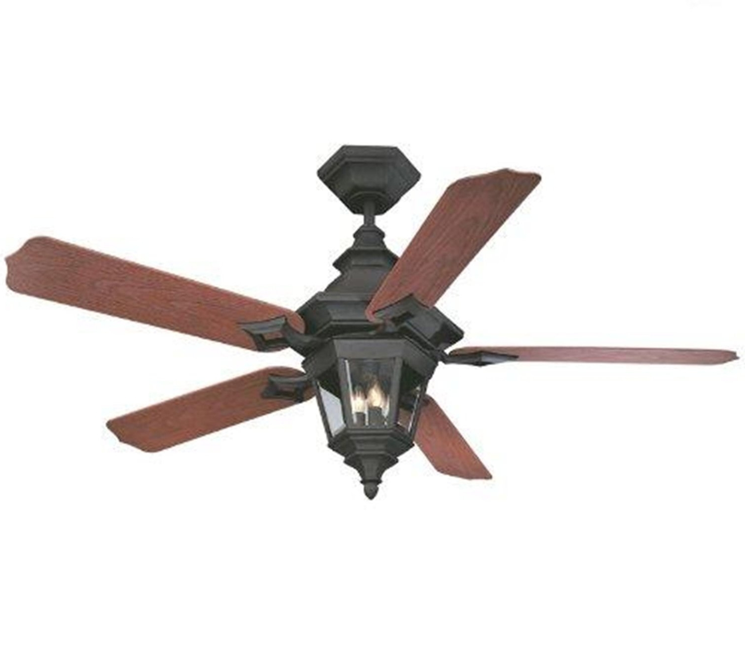 Outdoor Ceiling Fans With Light Kit With Widely Used Ceiling Lights : Warm Industrial Outdoor Ceiling Fans With Lights (View 19 of 20)