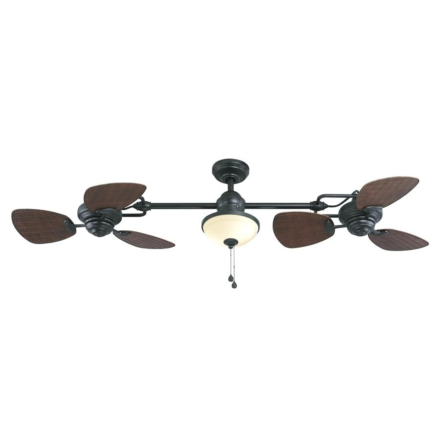 Outdoor Ceiling Fans With Lights At Lowes Throughout Popular Lowes Ceiling Fans Door Kichler Outdoor With Remote Fan Light Parts (View 14 of 20)