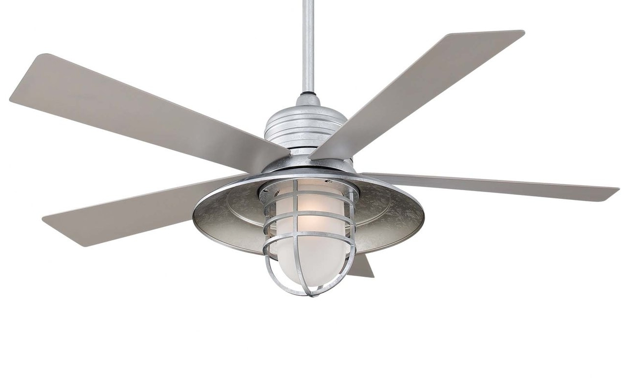 Outdoor Ceiling Fans With Misters Regarding Latest Exterior Ceiling Fans – Palesten – (View 15 of 20)