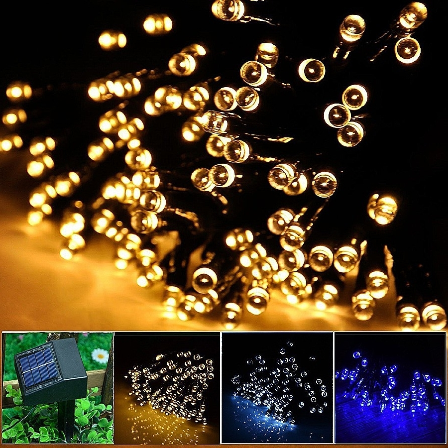Outdoor Christmas Rope Lanterns Pertaining To Well Known Picture Rope Lights (View 15 of 20)