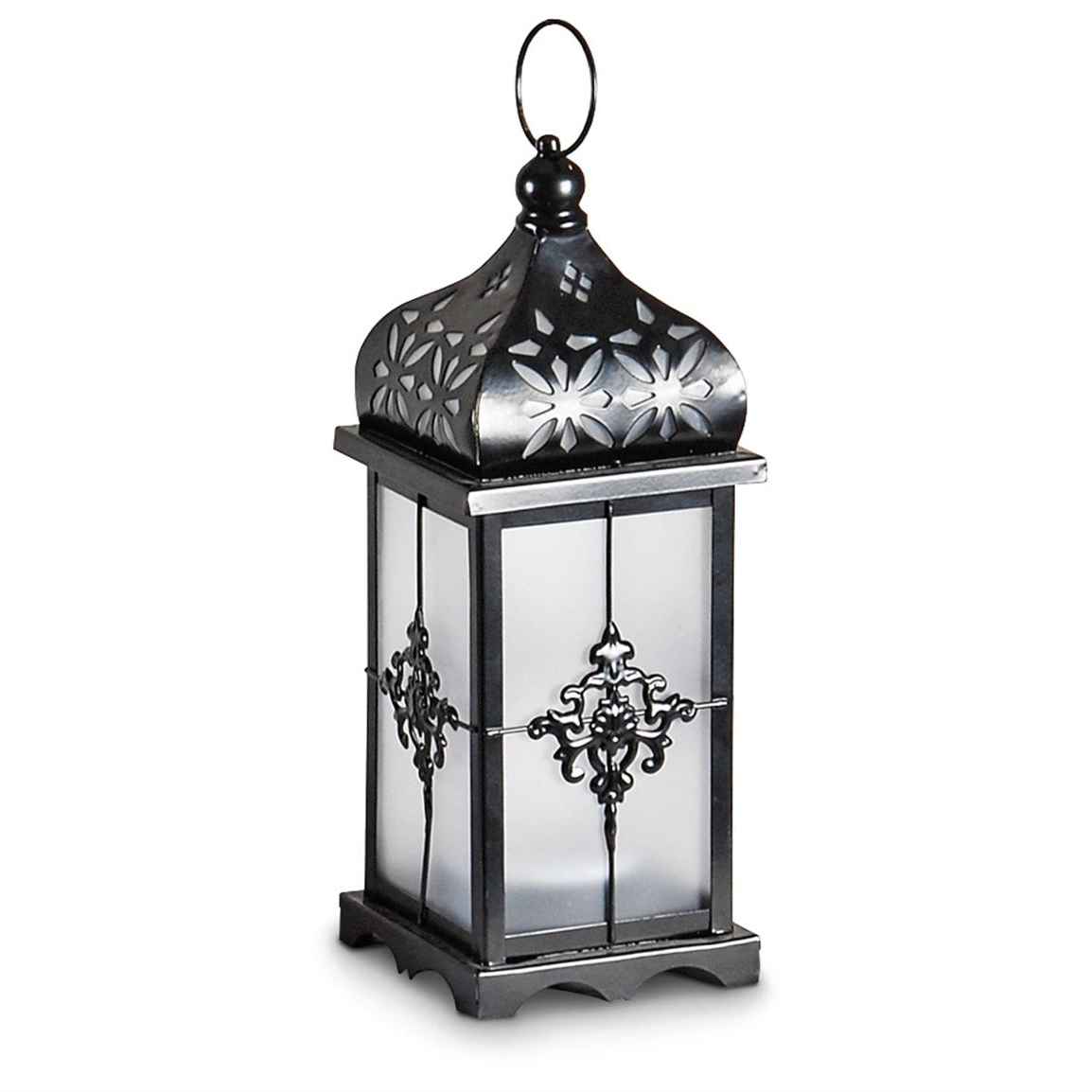 Outdoor Decorative Lanterns For Popular 2 Filigree Solar Lanterns – 232102, Solar & Outdoor Lighting At (View 19 of 20)