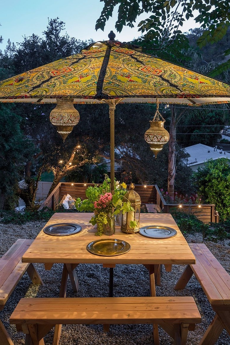 Featured Photo of Outdoor Dining Lanterns