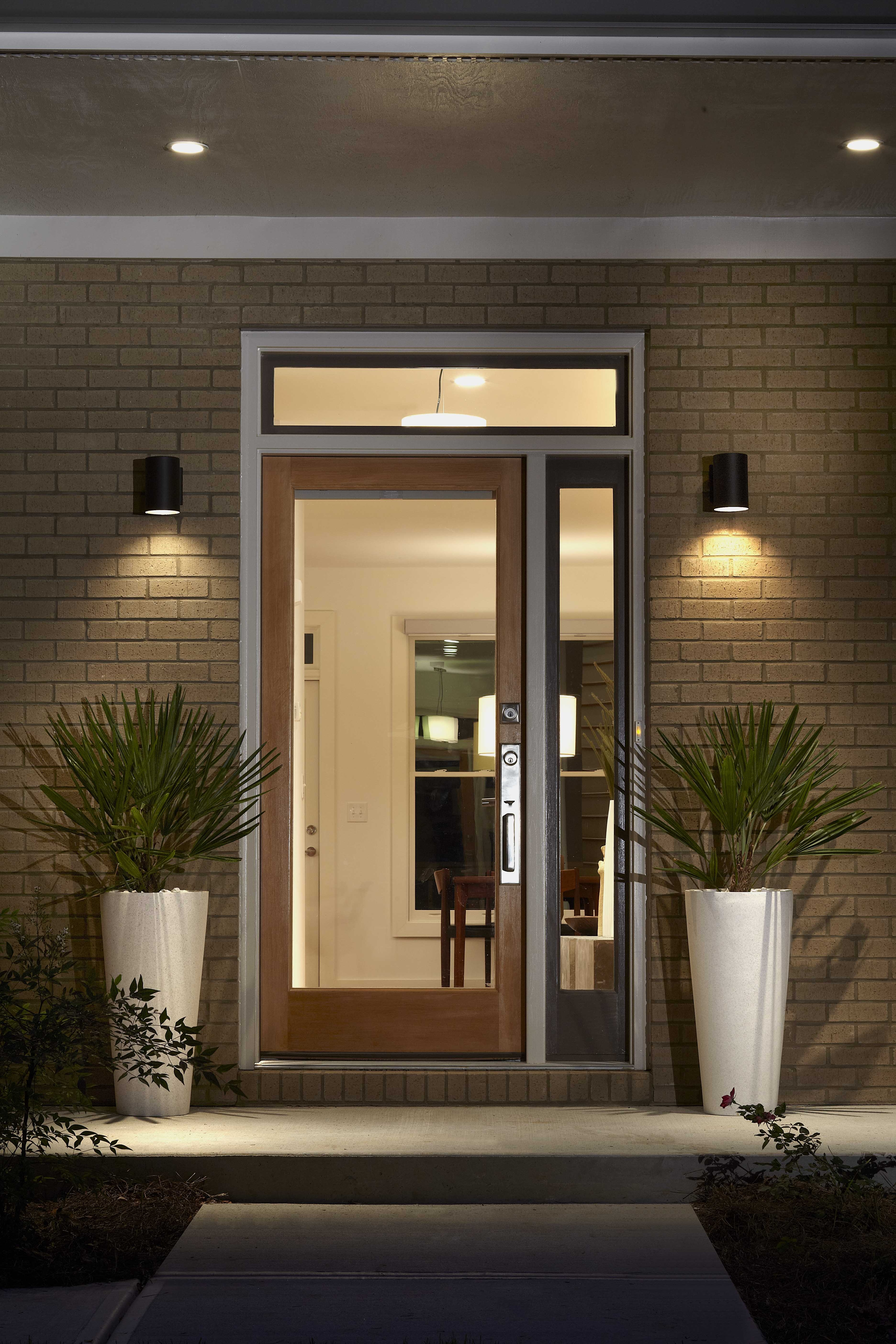 Outdoor Door Lanterns Throughout 2018 Front Door Lighting Uk Recessed Porch Teamns Info Exterior Fixtures (View 7 of 20)