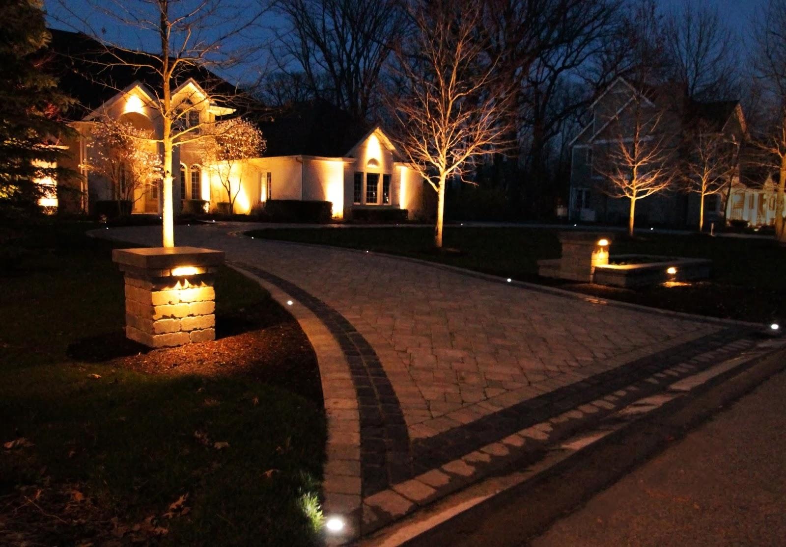 Outdoor Driveway Lighting Fixtures – Outdoor Lighting Ideas Regarding Well Known Outdoor Driveway Lanterns (View 16 of 20)