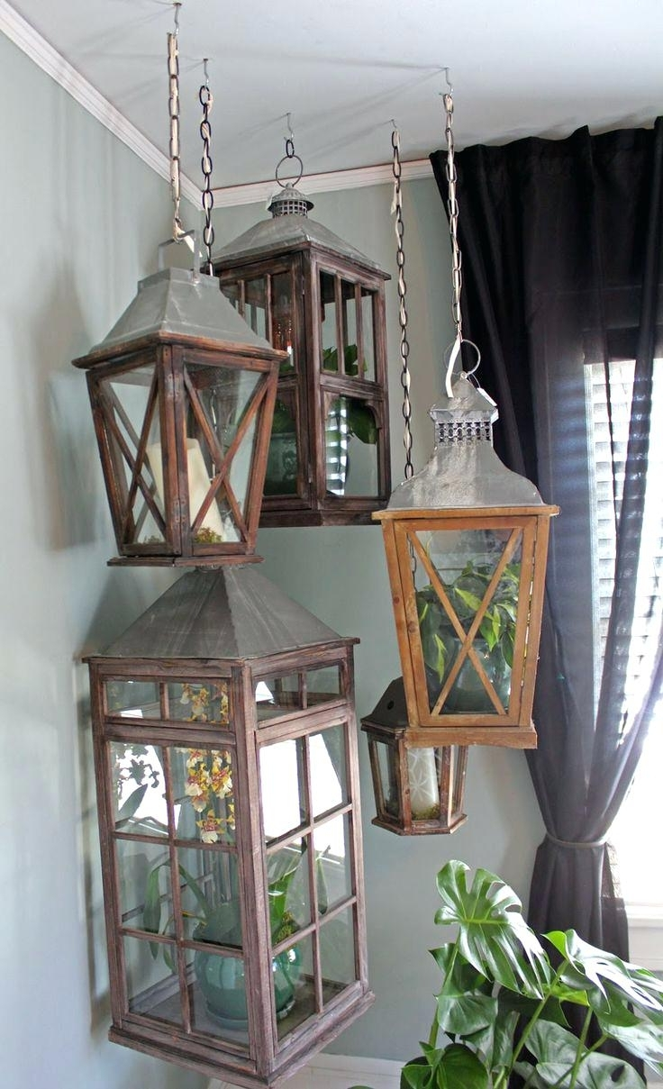 Outdoor Empty Lanterns For Well Liked Candles ~ Wall Candle Lanterns Light Modern Sconces Exterior Sconce (View 20 of 20)