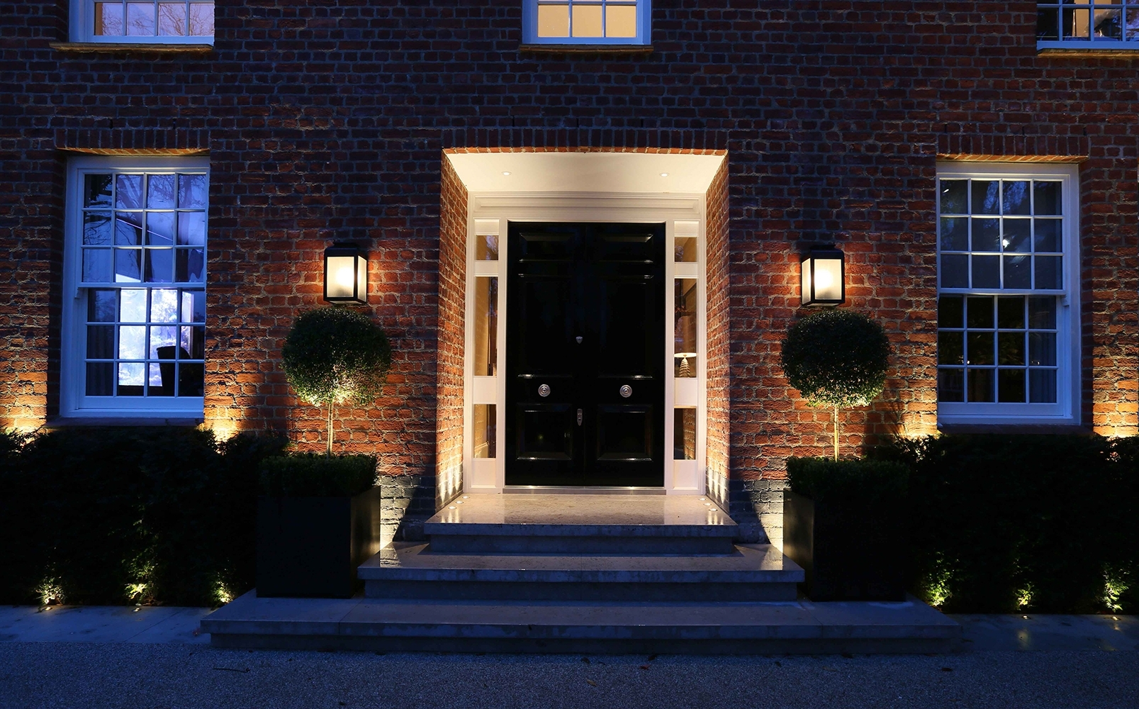 Outdoor Entrance Lanterns Throughout Well Known Outdoor Entrance Wall Lights – Outdoor Lighting Ideas (View 2 of 20)