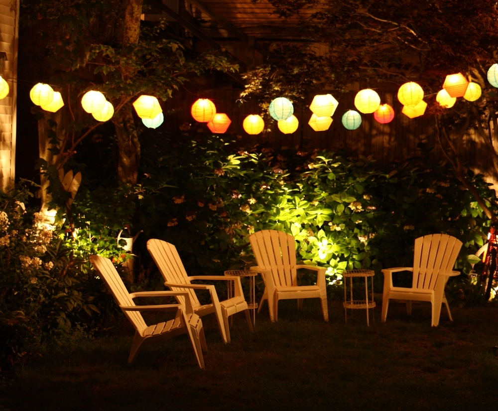 Outdoor Globe Lanterns For 2018 Choosing Outdoor Patio Lights (View 14 of 20)