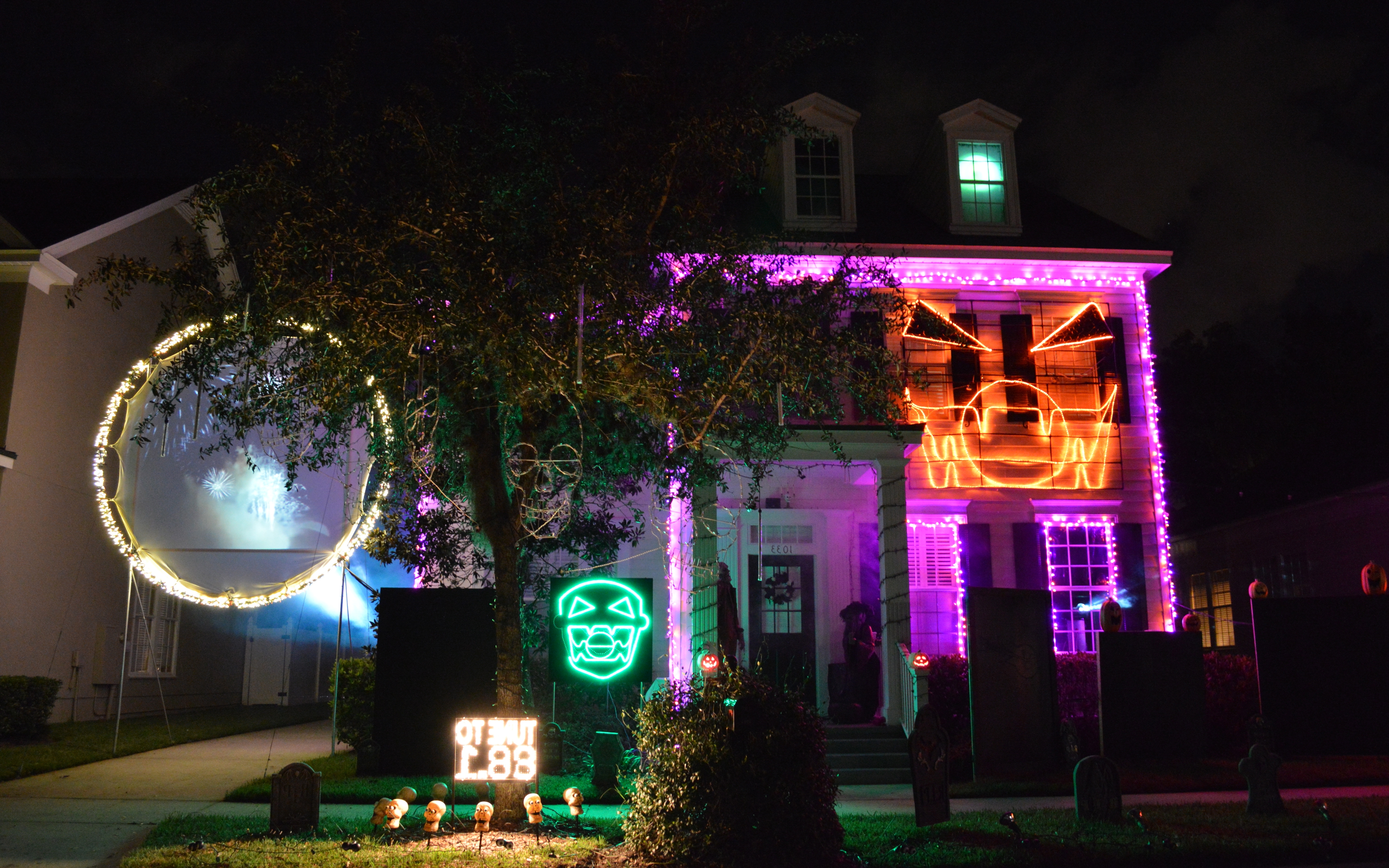 Outdoor Halloween Lanterns With Trendy Chloe's Inspiration ~ Halloween Outdoor Decorations In Celebration (View 14 of 20)