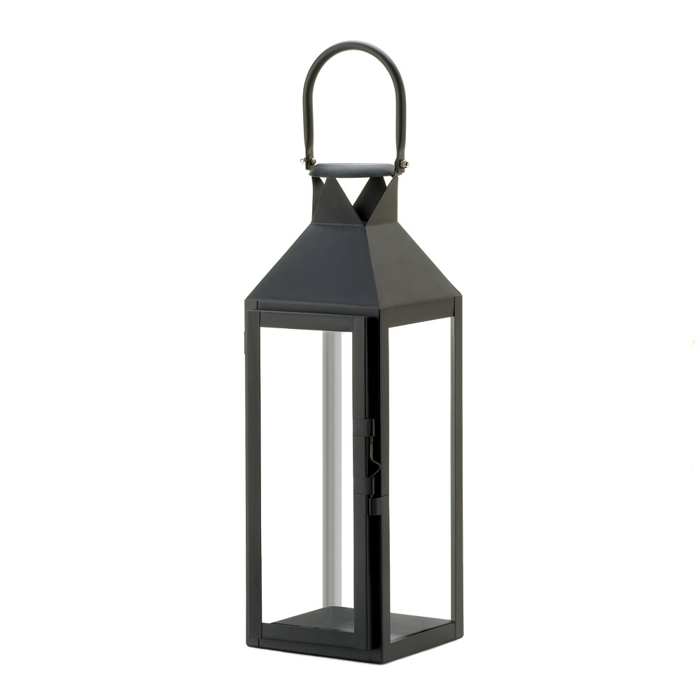 Outdoor Hanging Lanterns For Candles Inside Fashionable Lighting: Brighten Up Your Space With Stunning Candle Lanterns (View 8 of 20)
