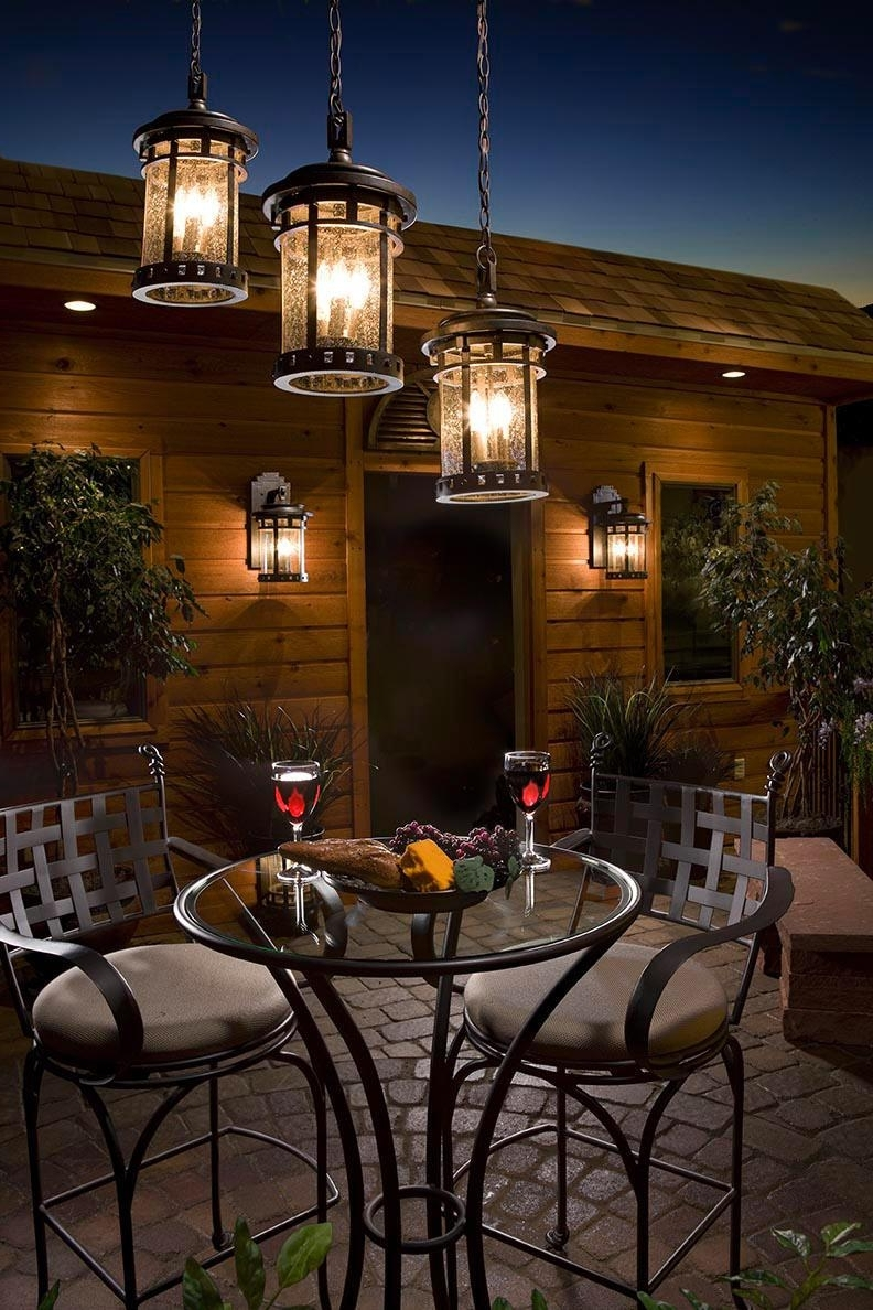 Outdoor Hanging Lanterns For Patio Pertaining To Famous Stylish Outdoor Patio Lights — Indoor Outdoor Ideas : Choosing (View 16 of 20)